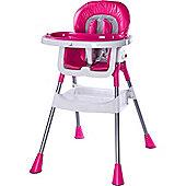 Caretero Pop Highchair (Pink)