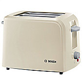 Bosch 2 Slice Village Toaster - Cream