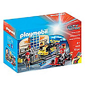Playmobil 6869 City Action Go-Kart Garage