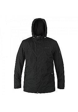 Regatta Mens Hesper Waterproof Jacket - Black