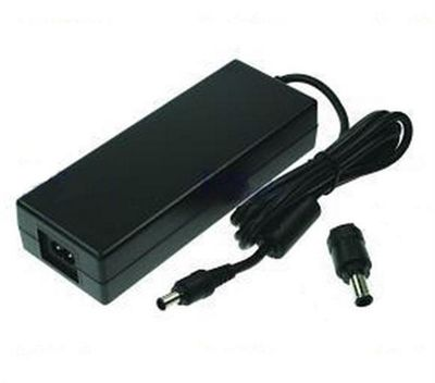 2-Power CAA0634C Black power adapter/inverter