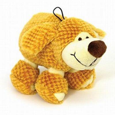 Happy Pet Fuzzy Dog Dog Toy