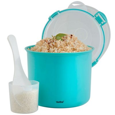 Buy VonShef Microwave Rice Steamer Cooker 2.23L from our