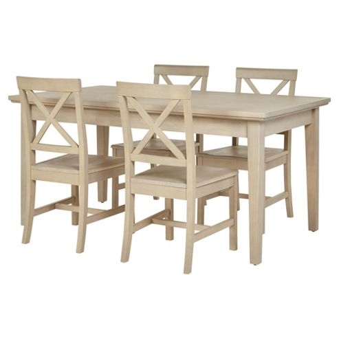 Loire Table And 4 Chair Set