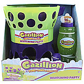 Gazillion Whirlwind Party Bubble Machine