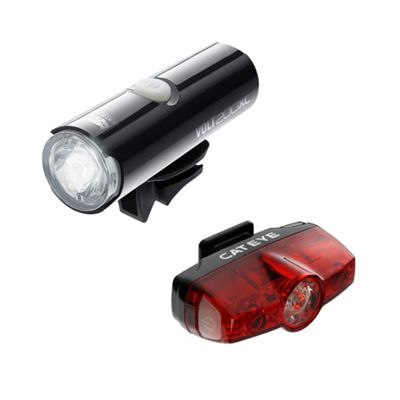 Cateye Volt 200 XC/Rapid Mini Light Set