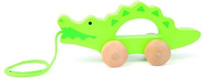 Hape Push and Pull Crocodile