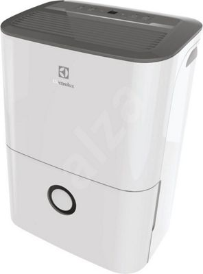 Dehumidifier 20litre Capacity 2-Speed Fan 24-hour Timer
