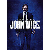 John Wick Chapter 2 DVD