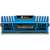 Corsair Microsystems Vengeance Memory Module 8GB 2x4GB DDR3 1600MHz CL9 Unbuffered DIMM