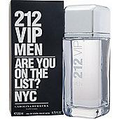 Carolina Herrera 212 VIP Men Eau de Toilette (EDT) 200ml Spray For Men