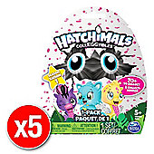 Hatchimals Colleggtibles Mystery Blind Bag (5 Packs)