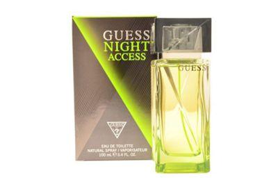 Guess Night Access Eau de Toilette 100ml Spray For Him EDT Aftershave Men Homme