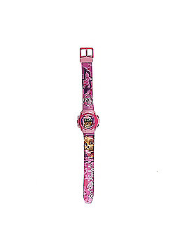 Paw Patrol Girls 'Digital Metal Tin Gift' Wrist Watch