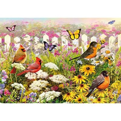 Garden Relaxation - 1000pc Puzzle