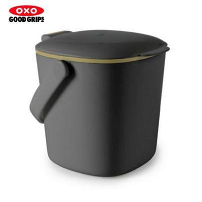 OXO Good Grips Compact Compost Bin in Charcoal 13175600