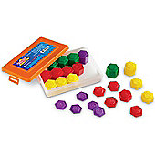 Learning Resources 54-Piece Metric Weight Set