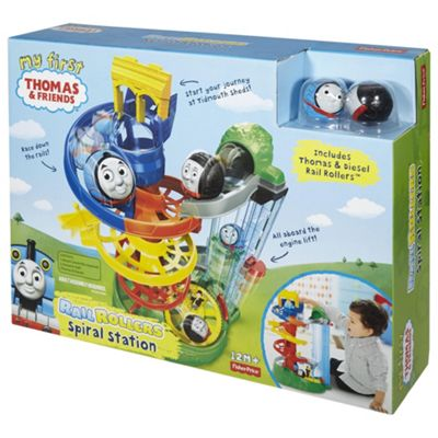 Fisher-Price® My First Thomas & Friends™ Rail Rollers™ Spiral Station