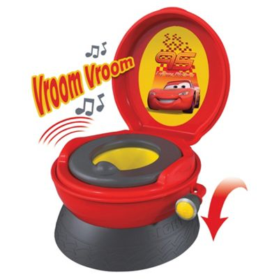 Disney Cars Sounds Potty Seat