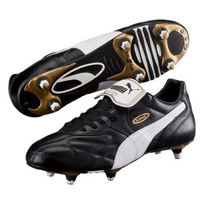 Puma King Pro SG Football Boots Size 8H