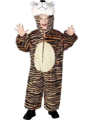 Tiger Costume - Child Costume 7-9 years