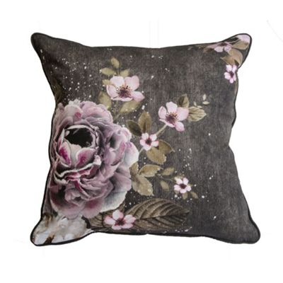 Art for Home Bloom Floral Cushion