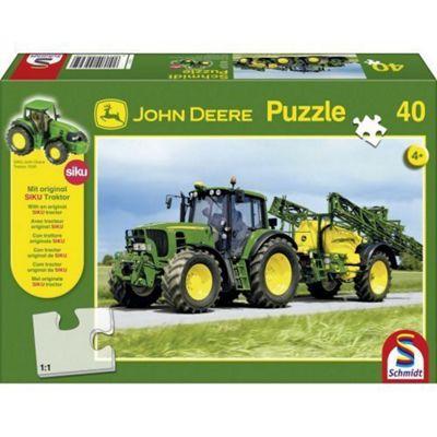 John Deere With Sprayer Puzzle