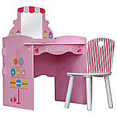 Patisserie Dressing Table & Chair