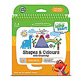 LeapFrog Leapstart Level 1 Activity Book - Shapes & Colours