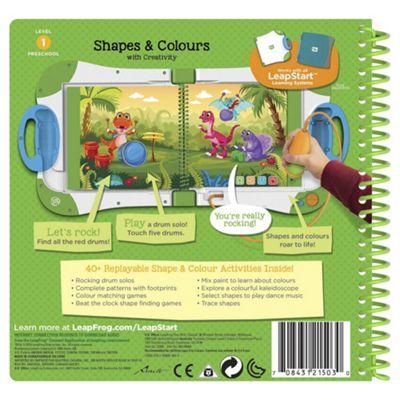 LeapFrog Leapstart Level 1 Activity Book - Shapes & Colours