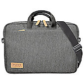 """Port Designs Torino 15.6"""" Toploading Case for Notebook Grey"""