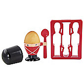 Paladone Soldier Egg Cup & Toast Cutter