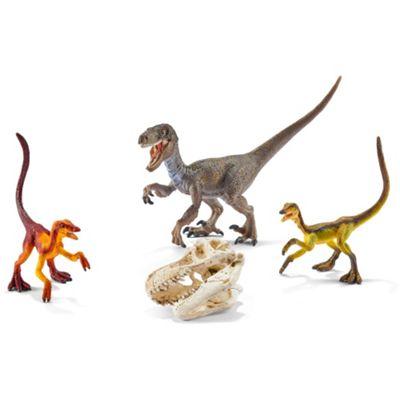 Schleich Velociraptor on The Hunt