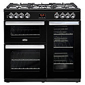 Belling 444444077 Cookcentre 90G - Black