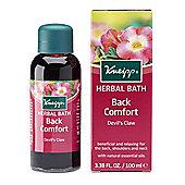 Kneipp Devils Claw Back Comfort Herbal Bath 100ml