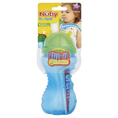 Nuby Super Sipper Flip-it Cup