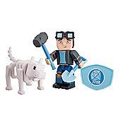 Tube Heroes - The Diamond Minecart Hero Pack