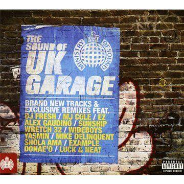 Sound Of Uk Garage 2011