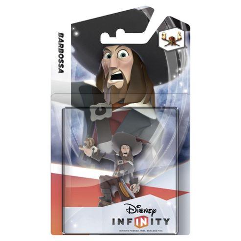 Infinity Barbossa Figure
