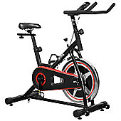 JLL IC200 Indoor Cycling Exercise Bike - Red