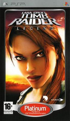 Lara Croft Tomb Raider - Legend