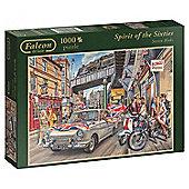 Spirit of the 60s - 1000pc Puzzle