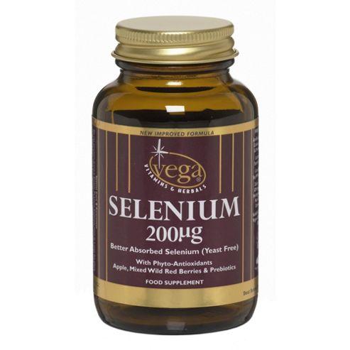 Selenium 200mcg yeast free
