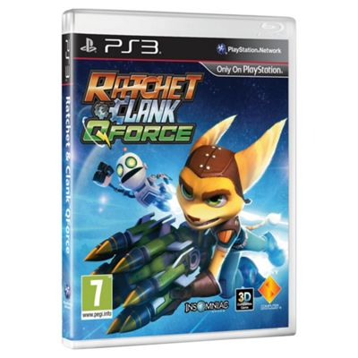 Ratchet & Clank - Q-Force