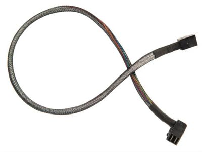 Microsemi ADAPTEC I-RA-HDMSAS-HDMSAS-.5M 0.5m 12Gbit/s Black