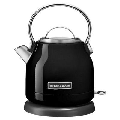 KitchenAid 5KEK1222BOB 1.25L Kettle - Onyx Black