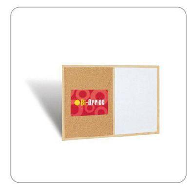 Bioffice Bi-office Cork/write On Wipe Off Board 900x600mm Mx07001010