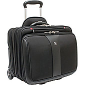 "Wenger PATRIOT Carrying Case (Roller) for 43.2 cm (17"") Notebook - Black"