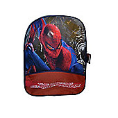 Character Spiderman 4 'The Amazing' Grey Backpack