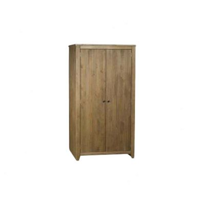 Home Zone Havana 2 Door Wardrobe